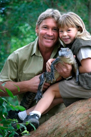 Remembering Steve Irwin