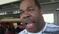 Busta Rhymes -- Cuts a Deal In NY Muscle Milk Brawl