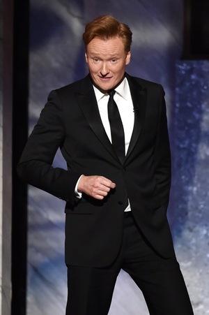 Conan O'Brien -- Through the Years