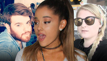 'DWTS' -- Guy-On-Guy Dancing During Ariana & Meghan Gig Too Fancy for ABC