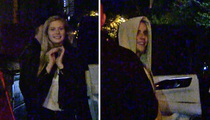 Justin Bieber -- Partying with Jose Canseco's Daughter (VIDEO)