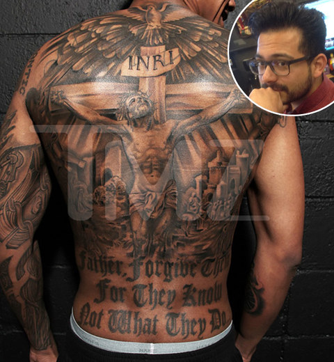 Brian: Nick Cannon's cover up tattoo