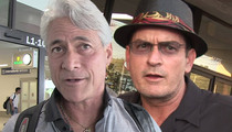 Greg Louganis -- Charlie Sheen's HIV Announcement Will Save Lives