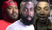 Rap Legend Bun B -- Lil B's Harden Curse Is Bogus ... 'Cooking Dance' Started In Texas