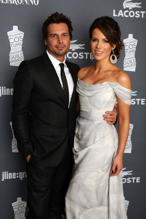 Kate Beckinsale & Len Wiseman -- Before the Split