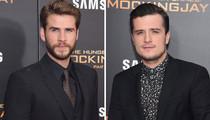 Liam Hemsworth vs. Josh Hutcherson - Who'd You Rather