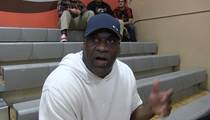 Gilbert Arenas' Dad -- My Son Is The Next LeBron ... Of The Movie Biz (VIDEO)