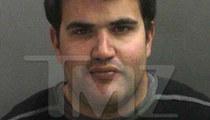 Jason Davis -- Arrested For Drug Possession