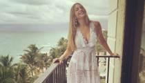 Sofia Vergara -- One Smokin' Hot Bride-To-Be