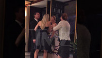 Gavin Rossdale -- Can't Keep His Hands Off The Ladies ... And Vice Versa