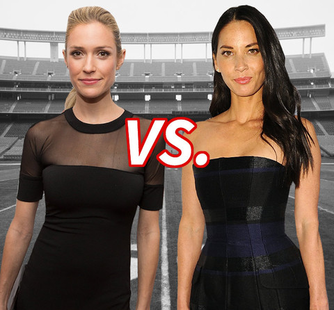 Hottest NFL Wag! Kristin Cavallari (28) vs. Olivia Munn (35)