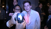Charlie Puth -- Meghan Trainor Makeout Was Real and Spectacular (VIDEO)