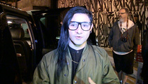 Skrillex -- Cruise Death Was Tragic for Everyone Onboard (VIDEO)