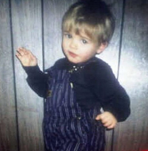 Before this blondie was looking for somebody to love, he was a just an overall cute kid in London, Canada.