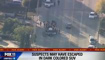 San Bernardino Mass Shooting -- Police Close in on Suspects