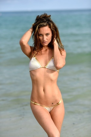 Monique Weingart  -- America's Next Top Bikini Babe