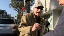 Mel Brooks -- Sorry, Adam Sandler ... There's Only ONE Sheriff in This Town! (VIDEO)