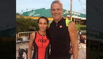 Brett Favre --  Gets Smoked By Wife ... In Florida Triathlon