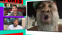 Shannon Briggs -- Deontay Wilder's a Coward ... I'll Fight You For Free!