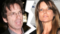 Robert Carradine -- This 'Nerd' Is Outta Here! Files for Divorce