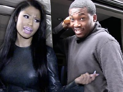 Nicki Minaj -- Meek Doesn't Do Drugs ... His Pee is Just Deceiving