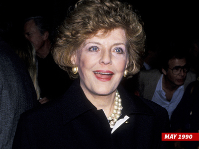 Marjorie Lord -- Pioneer TV Star Dead