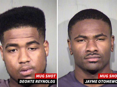 ASU Football Players Arrested -- What Burglary?? We Just Wanted a Vacuum
