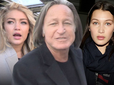 Gigi and Bella Hadid -- Dad Claims Personal Pics Were Stolen by Family Guard