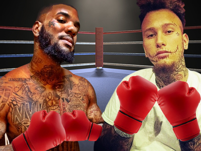 Stitches -- No More Excuses, Game ... Fight Me in Legit Boxing Ring