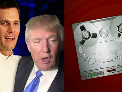 Tom Brady -- I Still Support Donald Trump ... 'He's a Good Friend'