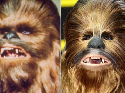 Chewbacca: Good Genes or Good Docs?!
