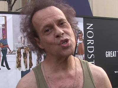 Richard Simmons -- 2 Years After Disappearance ... I'm Not 'Richard Simmons' Anymore
