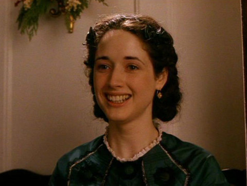 """Trini Alvarado is best known for playing Meg March -- opposite Winona Ryder and Christian Bale in the 1994 film adaptation, """"Little Women."""""""