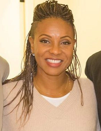 MC Lyte resurfaced on social media looking fetching.