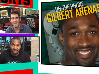 Gilbert Arenas -- I Won't Apologize to Ugly Women ... 'I'm Not Sorry'
