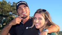 Jason Day's Mother-In-Law -- 'Thank God Ellie's Okay' ... After LeBron Collision