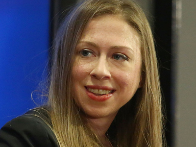 Chelsea Clinton -- My Daughter's Gonna Have Company!!!