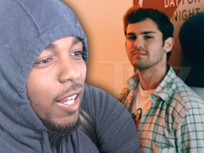 Kendrick Lamar -- Newly Discovered Rapper ... Next Eminem, Maybe, Thanks to Jas Prince