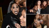 Raven-Symone -- Kim & Kanye Sorta Came To My 30th (PHOTOS)