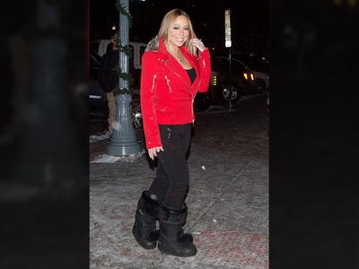 Mariah Carey -- My New BF Doesn't Rock Like Nick