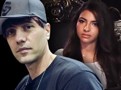 Criss Angel -- Ex-Fiancee Sues ... You Screwed Me Over the Engagement Ring