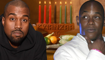 TMZ's Kwanzaa or Naa? -- See Which Celebs Know What's Up