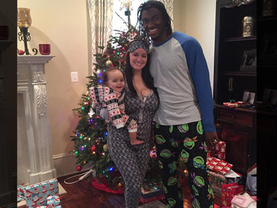 RGIII -- Two Big Reasons to Be Thankful