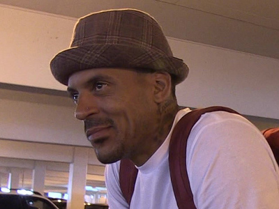 Matt Barnes -- Smacked With Two Game Suspension ... For Derek Fisher Incident