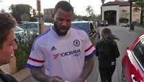 The Game -- Here's What I'm Getting Stitches for Xmas ... (VIDEO)