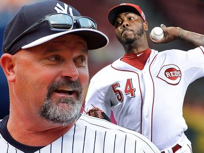 MLB Great David Wells -- Aroldis Chapman's Off-Field Issues Don't Matter ... Dude Can Pitch!!