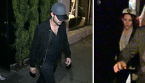 Taylor Lautner & Kristen Stewart -- 'Twilight' Reunion!!! (VIDEO)