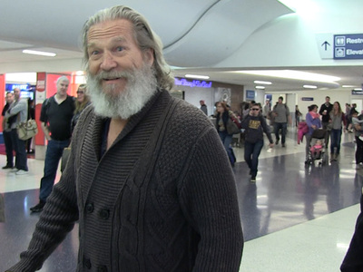 Jeff Bridges -- Who to Kiss on New Year's Eve