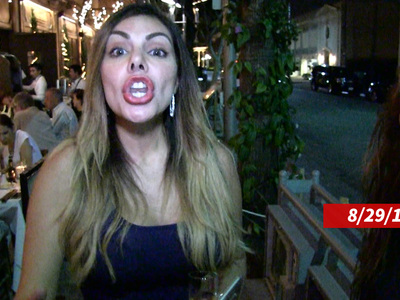 Chris Brown Accuser -- She Goes After Celebs Who Piss Her Off ... Just Ask Jason Derulo (VIDEO)