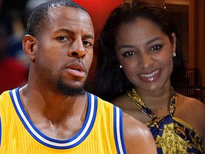 NBA Star Andre Iguodala -- Baby Mama Says He's Shunning Our Genius Child